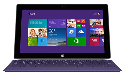 微软Surface Pro4 U盘装系统win10