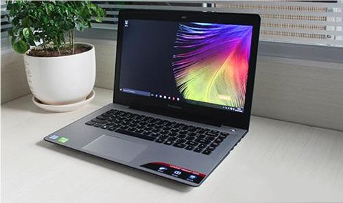 联想Ideapad 300S-14U盘装系统win10