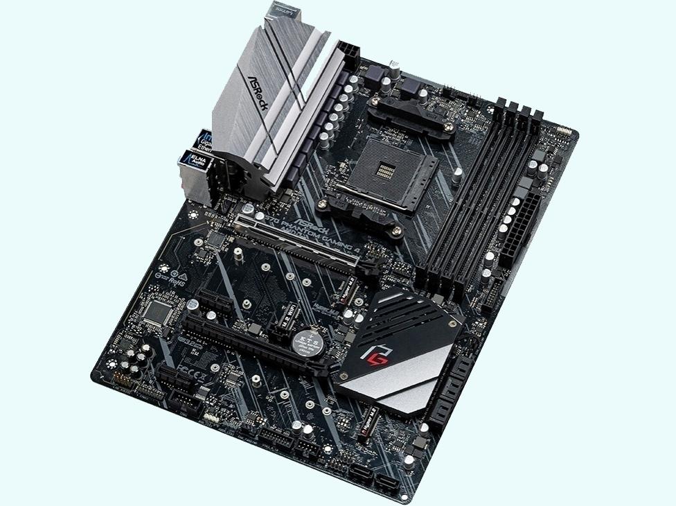 华擎X570 Phantom Gaming 4