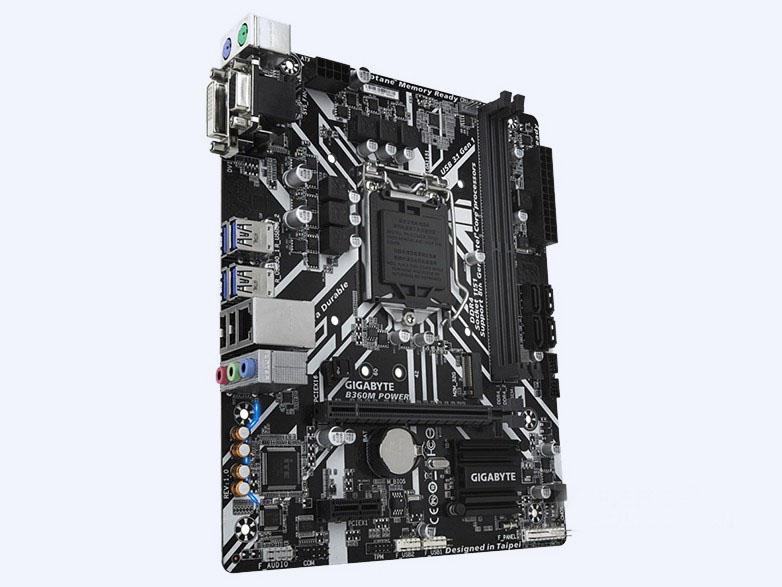 技嘉B360M POWER