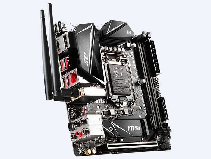 微星MPG Z390I GAMING EDGE AC