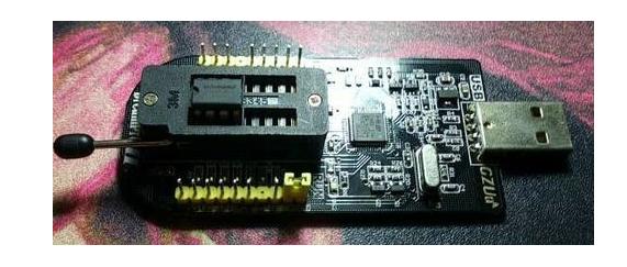 5-放置BIOS芯片
