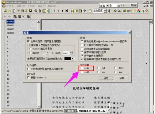 8-pdg文件文件关联成功