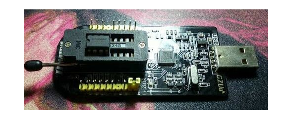 b-放置BIOS芯片