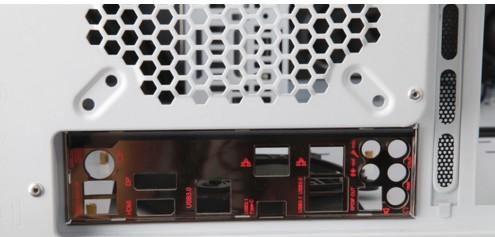 4-安装I O防静电挡板