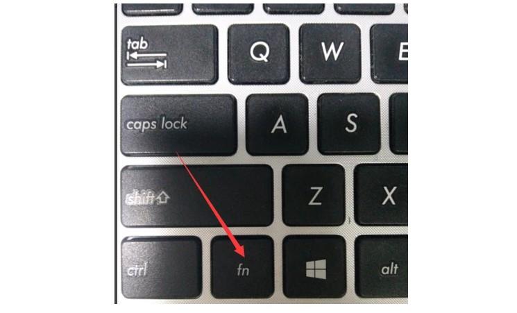 方法一:同时按Shift+NumLk