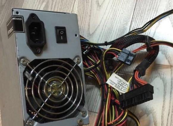 第五步:清理电源!