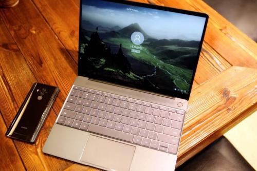 华为 MateBook X U盘装系统win7
